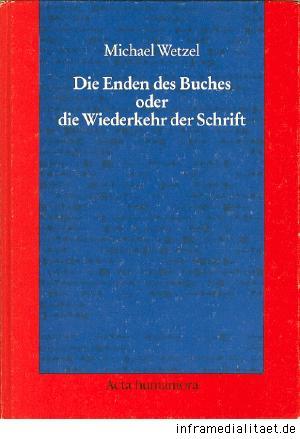 Die Enden des Buches